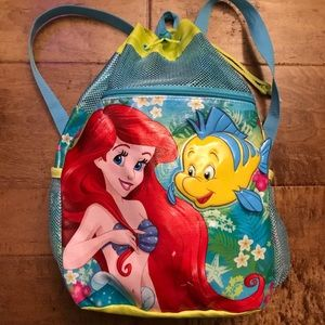 Other - Little Mermaid Backpack